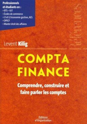 Compta Finance - Editions d'Organisation - 9782708136236 -