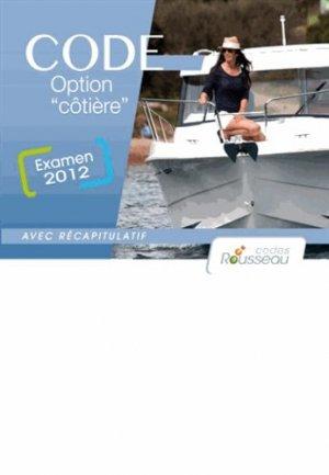 Code option 'côtière' - codes rousseau - 9782709512367 -