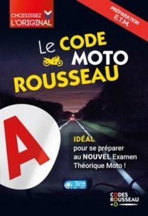 Code Rousseau moto 2020 - codes rousseau - 9782709515153 -
