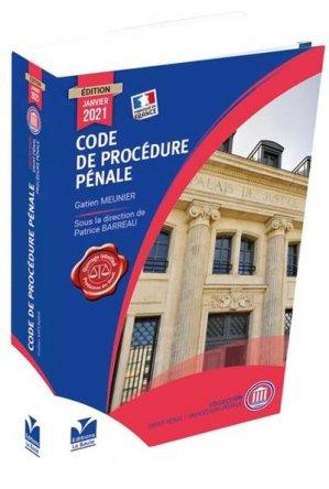 Code de procédure pénale - Codes Rousseau, SA - 9782709515375 -
