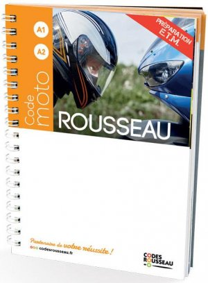 Code Rousseau moto 2021 - Codes Rousseau, SA - 9782709515443 -