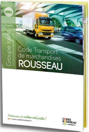 Code Rousseau poids lourd - Codes Rousseau, SA - 9782709515450 -