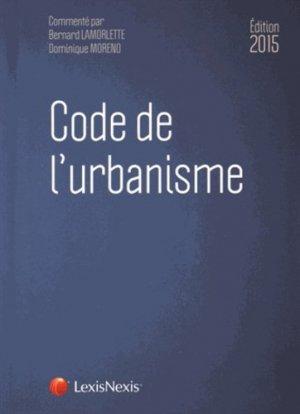 Code de l'urbanisme - lexis nexis (ex litec) - 9782711022564 -