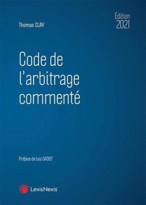 Code de l'arbitrage. Edition 2019 - lexis nexis (ex litec) - 9782711026739 -
