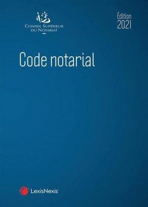 Code notarial - lexis nexis (ex litec) - 9782711032976 -