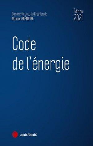 Code de l'énergie - lexis nexis (ex litec) - 9782711032983 -