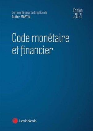 Code monétaire et financier - lexis nexis (ex litec) - 9782711032990 -