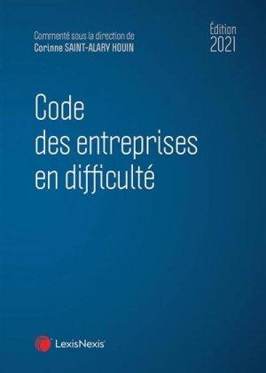 Code des entreprises en difficulté - lexis nexis (ex litec) - 9782711033423 -