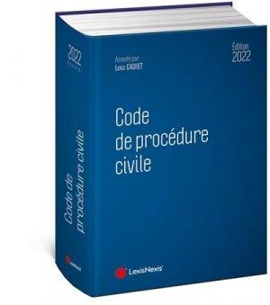 Code de procédure civile - lexis nexis (ex litec) - 9782711034963 -