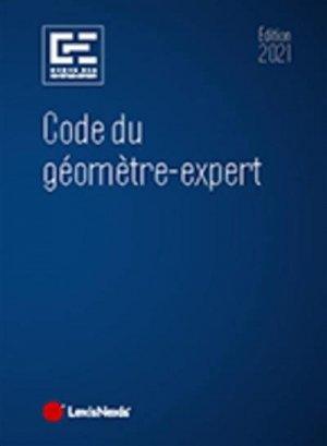 Code du géomètre-expert - lexis nexis (ex litec) - 9782711035021 -