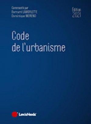Code de l'urbanisme - lexis nexis (ex litec) - 9782711035175 -