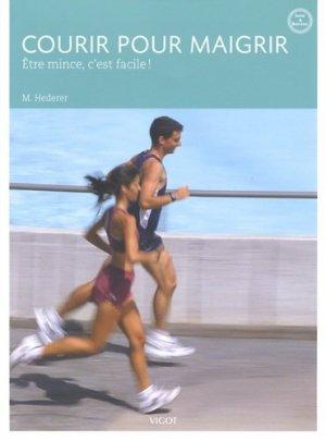 Courir pour maigrir - vigot - 9782711422180 -