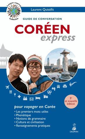 Coréen Express (5e Édition) - dauphin - 9782716316422 -