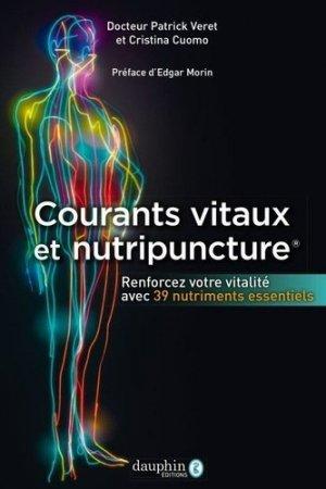 Courants vitaux et nutripuncture - dauphin - 9782716316705 -