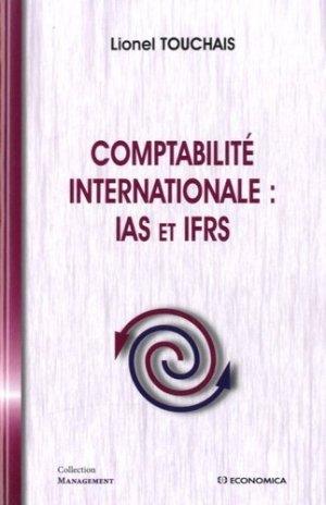 Comptabilité internationale : IAS et IFRS - Economica - 9782717868296 -