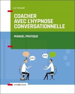 Coacher avec l'hypnose conversationnelle - InterEditions - 9782729619619 -