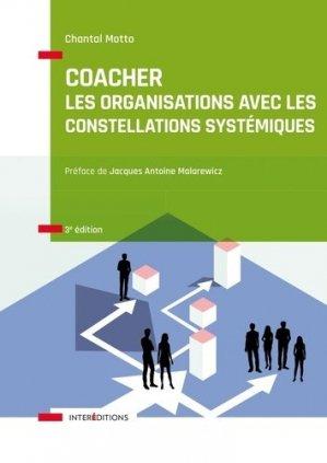 Coacher les organisations avec les Constellations systémiques - intereditions - 9782729619633 -