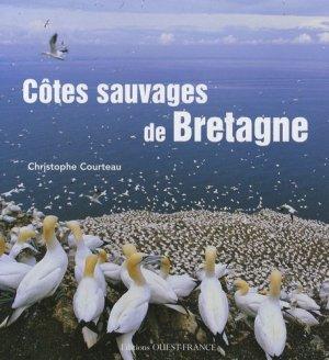 Côtes sauvages de Bretagne - ouest-france - 9782737334948 -