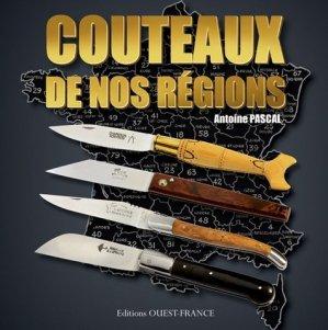 Couteaux de nos régions - ouest-france - 9782737361531 -