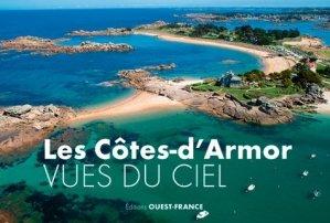 Côtes d'Armor vues du ciel - Ouest-France - 9782737373305 -