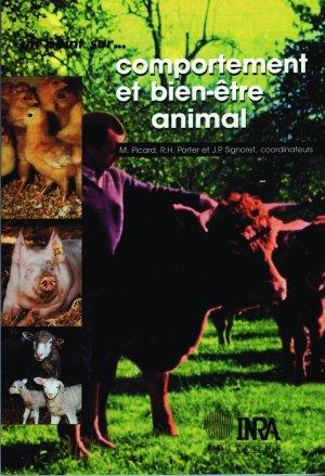 Comportement et bien-être animal - inra  - 9782738005267 -