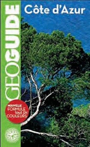 Côte d'Azur - gallimard editions - 9782742428977 -