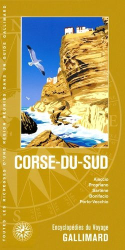 Corse-du-Sud - gallimard editions - 9782742448128 -