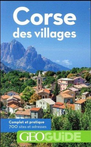 Corse des villages - gallimard editions - 9782742448807 -