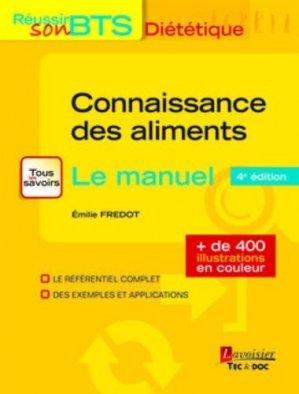 Connaissance des aliments - lavoisier / tec et doc - 9782743023089 -