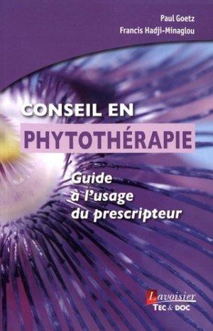 Conseil en phytothérapie - lavoisier / tec et doc - 9782743024147 -