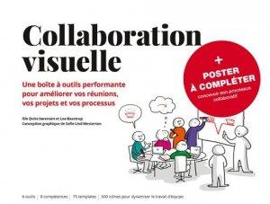 Collaboration visuelle - Pearson - 9782744067723 -