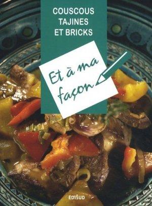 Couscous, Tajines et Bricks - Edisud - 9782744908323 -