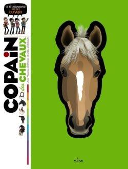 Copain des chevaux - milan - 9782745960252 -