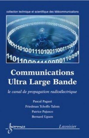 Communications Ultra Large Bande - hermès / lavoisier - 9782746216365