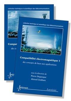 Compatibilité électromagnétique : des concepts de base aux applications - hermès / lavoisier - 9782746216372 -