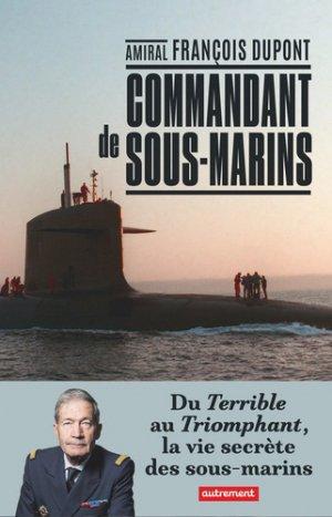 Commandant de sous-marin - autrement - 9782746753907 -