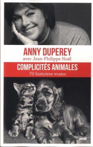Complicités animales - le cherche midi - 9782749162416 -