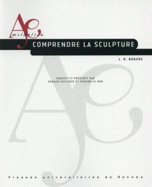 Comprendre la sculpture - presses universitaires de rennes - 9782753536333 -