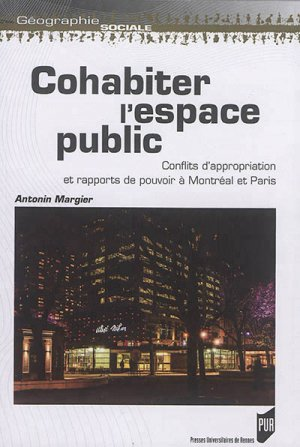 Cohabiter l'espace public - presses universitaires de rennes - 9782753551930 -