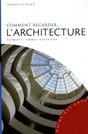 Comment regarder l'architecture - hazan - 9782754103695 -