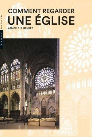 Comment regarder une Eglise - hazan - 9782754114608 -