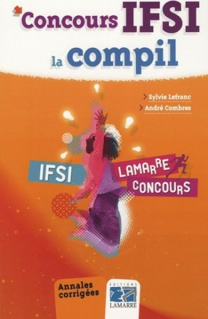 Concours IFSI - lamarre - 9782757302422 -