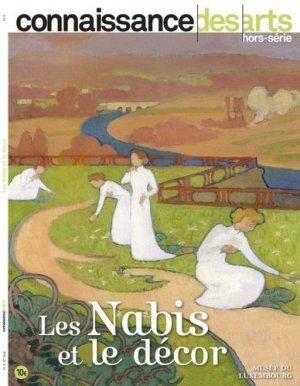 Connaissance des Arts Hors-série N° 849 : Les Nabis et le décor - Connaissance des Arts - 9782758008835 -