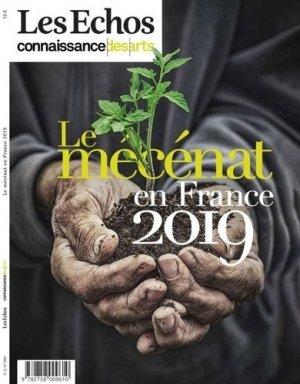 Connaissance des Arts Hors-série N° 890 : Le mécénat en France 2019 - Connaissance des Arts - 9782758009610 -