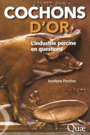Cochons d'or - quae  - 9782759206384 -
