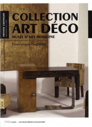 Collection art déco - paris musées - 9782759601882 -