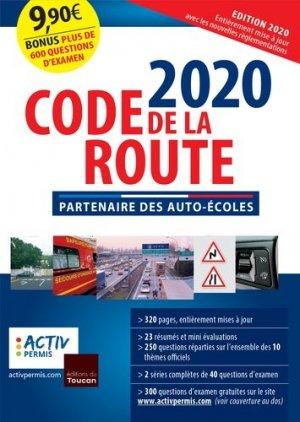 Code de la route - du toucan - 9782810009039 -