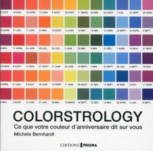 Colorstrology - prisma - 9782810415465 -