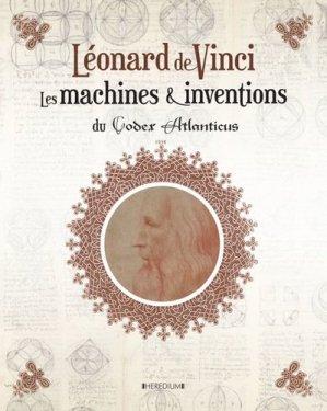 Coffret Léonard de Vinci - heredium - 9782810425433 -