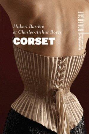 Corset - Editions du Rouergue - 9782812602160 -